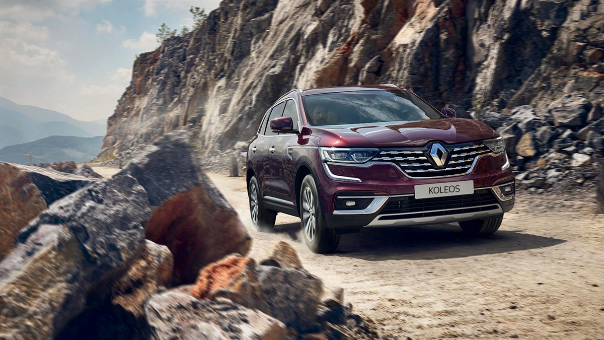 Renault KOLEOS offers and deals